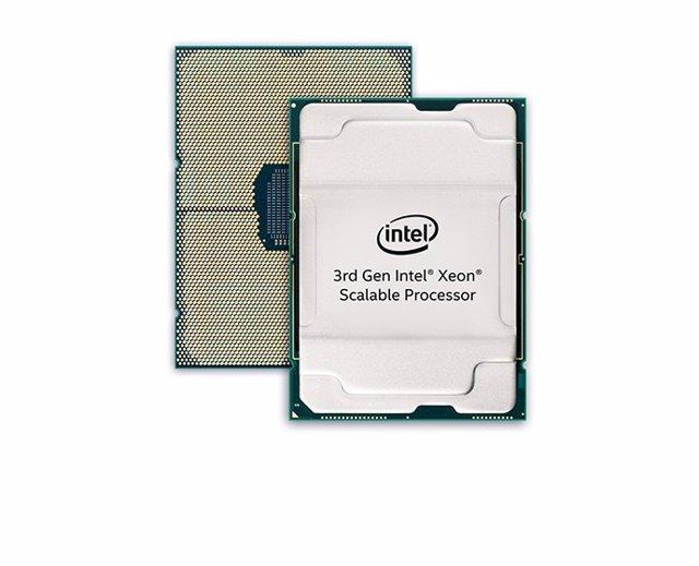 Intel presenta la tercera generación de sus procesadores Xeon Scalable con Intel