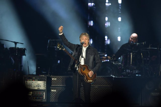 Paul McCartney en el Allianz Park