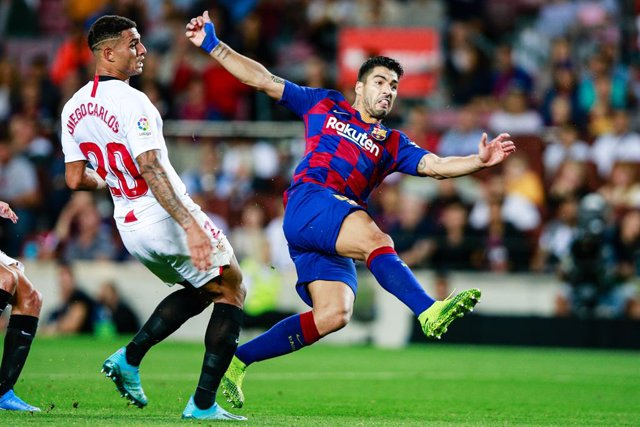 Fútbol/Primera.- Previa del Sevilla FC - FC Barcelona