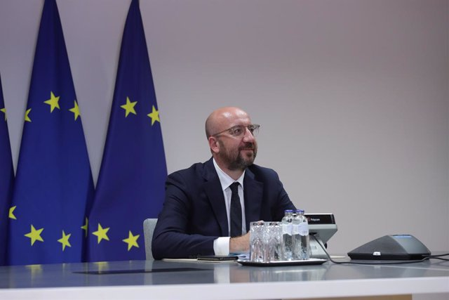 Cumbre UE.- Los líderes de la UE debaten este viernes por primera vez el plan an