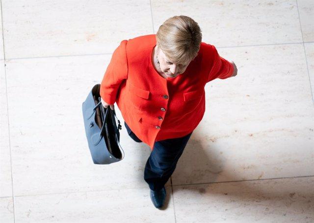 """Coronavirus.- Merkel: """"La pandemia de coronavirus ha puesto de manifiesto la fra"""