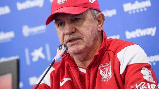 """Fútbol.- Aguirre: """"No soy un quejica, ni un perdedor, ni un débil, no voy a llor"""