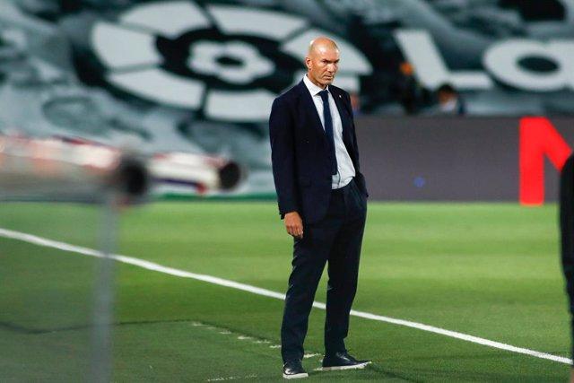 """Fútbol.- Zidane: """"Estamos donde queremos, pero hay que seguir"""""""