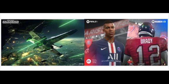 2. Star Wars: Squadrons, FIFA 21, Apex Legends y el regreso de Skate protagonizan EA Play Live 2020