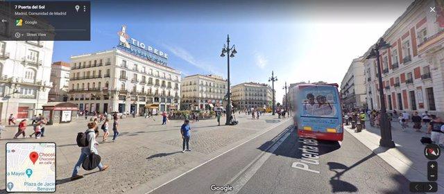Google Maps prueba los marcadores informativos con realidad aumentada en Street