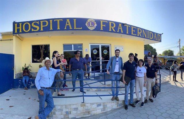Hospital de Honduras donde ha intervenido la Fundación Fernández-Vega