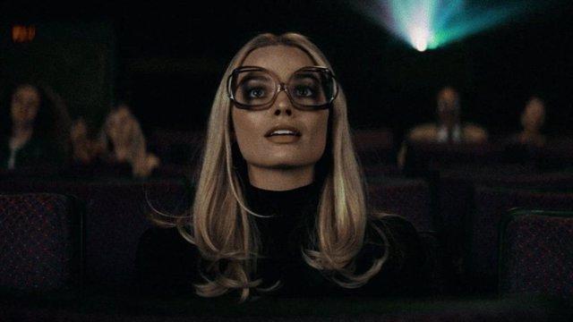 Margot Robbie en Érase una vez en Hollywood