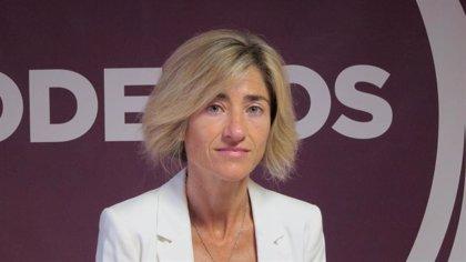 Excandidata de Podemos Euskadi llama a Iglesias para reprocharle que Podemos no defienda la comisión contra los GAL