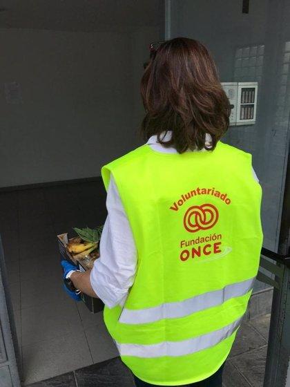 Cvirus.- El servicio de voluntariado de Fundación ONCE suma más de 1.000 personas