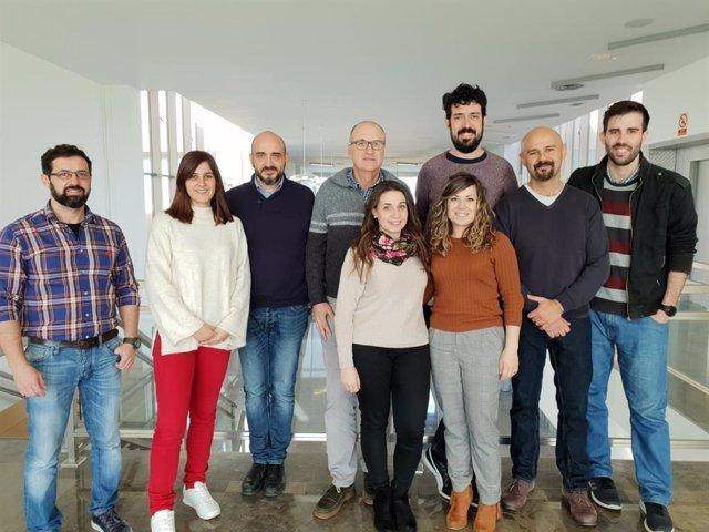 Grupo de Estrés Oxidativo y Neurodegeneración de la UCLM