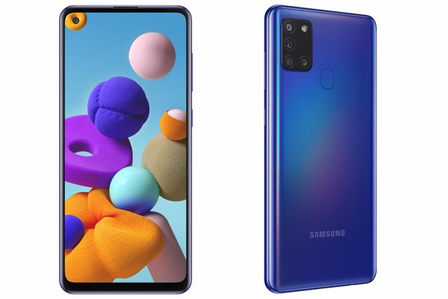 Samsung lanza en España Galaxy A21s, su nuevo gama media con 5.000 mAh de baterí