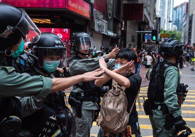 China.- Bachelet insta a Pekín a respetar los Derechos Humanos con su ley de seg