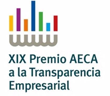 Telefónica y Liberbank, Premios AECA a la Transparencia Empresarial 2020