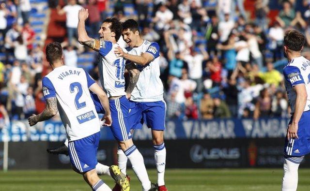 Fútbol/Segunda.- Zaragoza-Almería, duelo cumbre por el ascenso directo en LaLiga