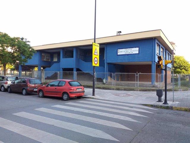 Colegio Asturias
