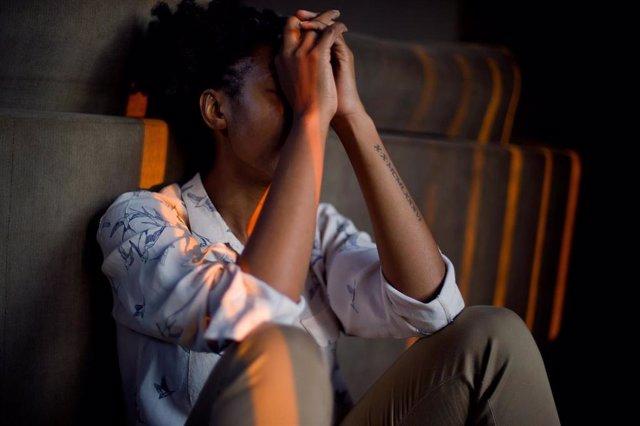 Estrés, preocupación, tristeza, depresión