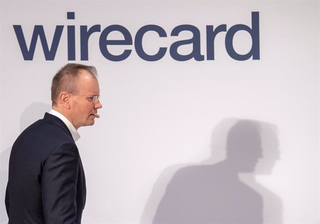 FILED - 25 April 2019, Bavaria, Aschheim: Markus Braun, CEO of Wirecard, attends the financial press conference of the payment service provider. Braun, chief executive of the scandal-plagued Wirecard, is to stand down with immediate effect, the company sa