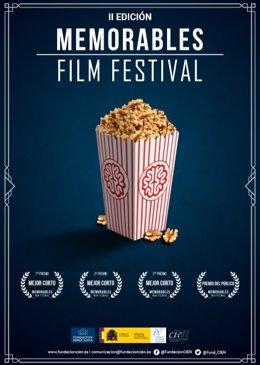 Abierta la convocatoria para la II edición del Memorables Film Festival de cortos sobre el Alzheimer