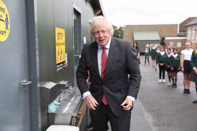 """R.Unido.- Boris Johnson insta a """"fijarse menos en los símbolos y más en la esenc"""