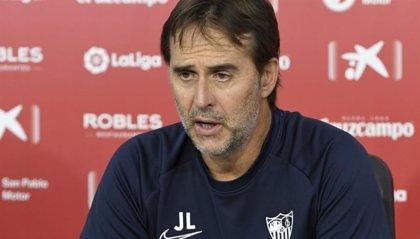 "Lopetegui: ""Excepto dos faltas de Messi no recuerdo peligro"""