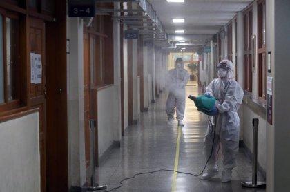 Coronavirus.- Corea del Sur registra 67 nuevos casos de coronavirus en un día, la cifra más alta en casi un mes