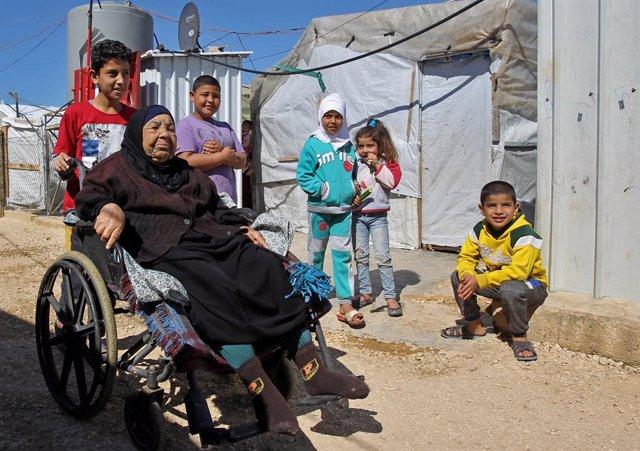 DDHH.- Conflictos e inestabilidad duplican el número de refugiados en una década