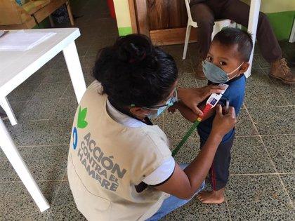 """Coronavirus.- El coronavirus pone a prueba la """"resiliencia centroamericana"""": """"Ser golpeado para levantarse de nuevo"""""""