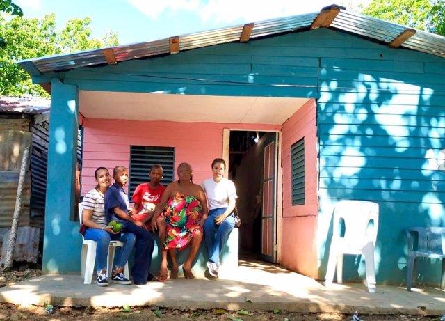 Una segoviana lanza un crowdfunding para proporcionar vivienda digna a una comun