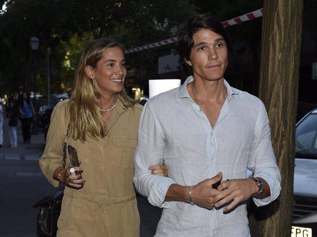María Pombo y Pablo Castellano salen a cenar