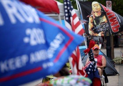 EEUU.- La ciudad de Tulsa rescinde el toque de queda por orden de Trump para no entorpecer a los asistentes a su mitin