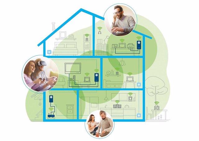 Consejos para mejorar la conexión WiFi en el hogar