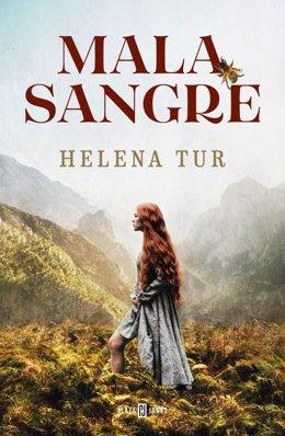 Portada de 'Malasangre', de Helena Tur.