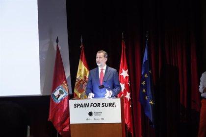 Rey Felipe.- El Rey clausurará el miércoles la Cumbre Empresarial de la CEOE