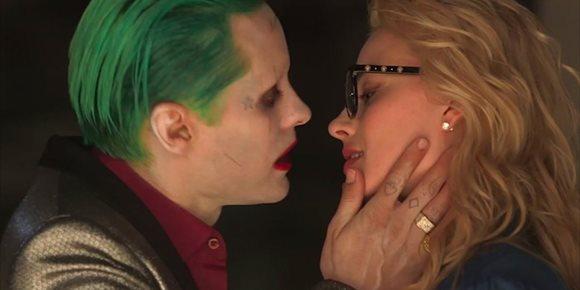 1. Más David Ayer's Cut de Suicide Squad con una foto inédita de Joker y Harley Quinn