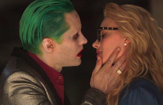 Joker y Harley Quinn en Escuadrón Suicida