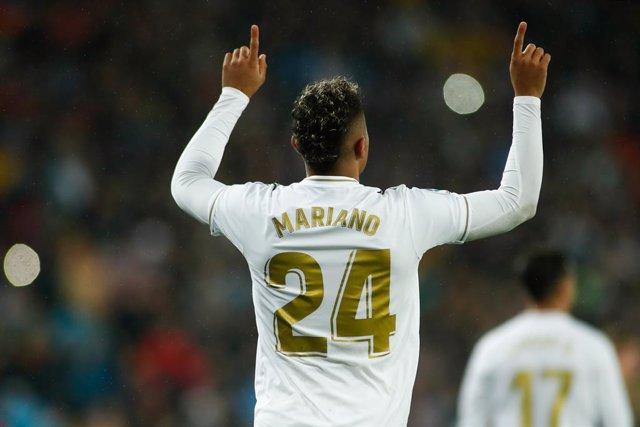 Fútbol.- Mariano vuelve a una convocatoria del Real Madrid para la visita a San
