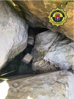 La Policía Local De Alicante Localiza Un Alijo De Hachís En La Isla De Tabarca