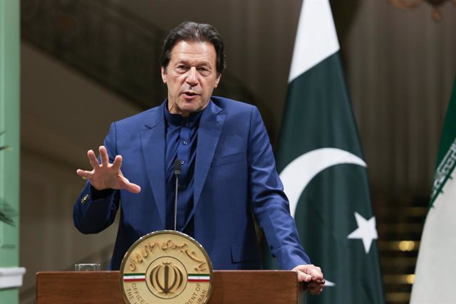 El primer ministre del Pakistan, Imran Jan
