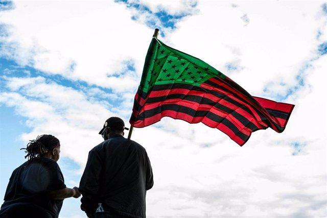 Manifestación contra la violencia policial en Seattle