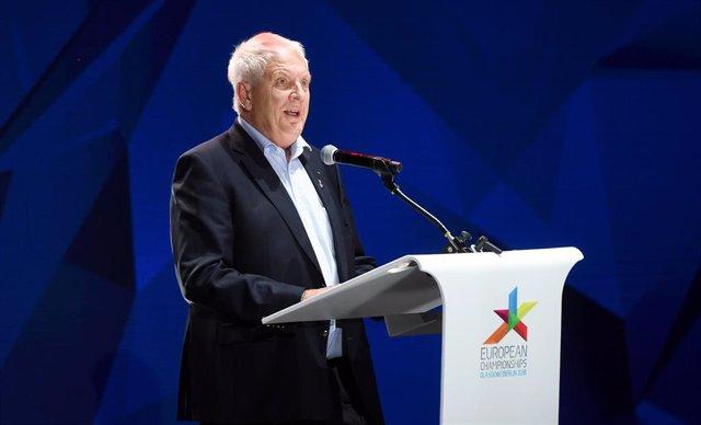 Presidente de European Athletic, Svein Arne Hansen