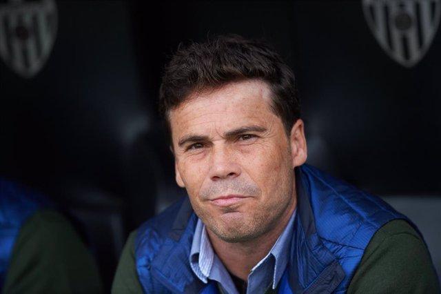 """Fútbol.- Rubi, sobre el Real Madrid: """"Nos viene un gran equipo, pero no nos asus"""