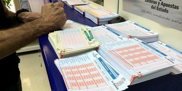 3. Un boleto sellado en Málaga capital, premiado con 1,31 millones de euros en el sorteo de la Primitiva