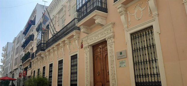 El Centro de Participación Activa (CPA) , Mora Claros en Huelva capital (Foto de archivo).