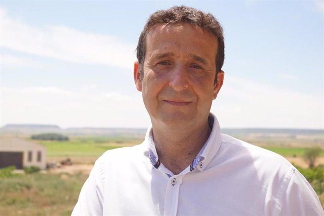 El portavoz municipal de Cs en el Ayuntamiento de Monzón, Raúl Castanera