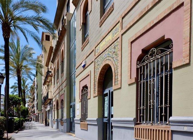 Gota de Leche en Huelva