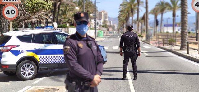 Policía Local de Alicante