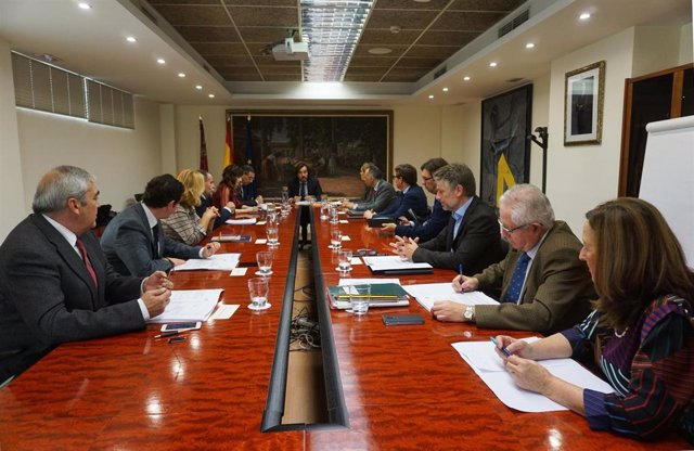 Imagen del último Consejo Interuniversitario de la Región de Murcia
