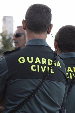 Guardia civil recursos control, vigilancia