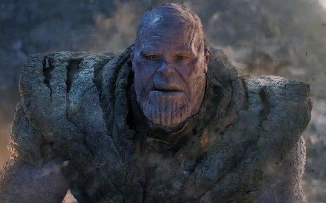 Thanos en Vengadores: Endgame