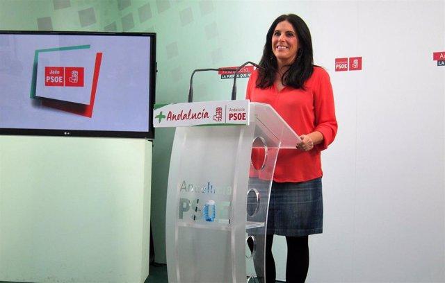 Ángeles Férriz en una imagen de archivo.